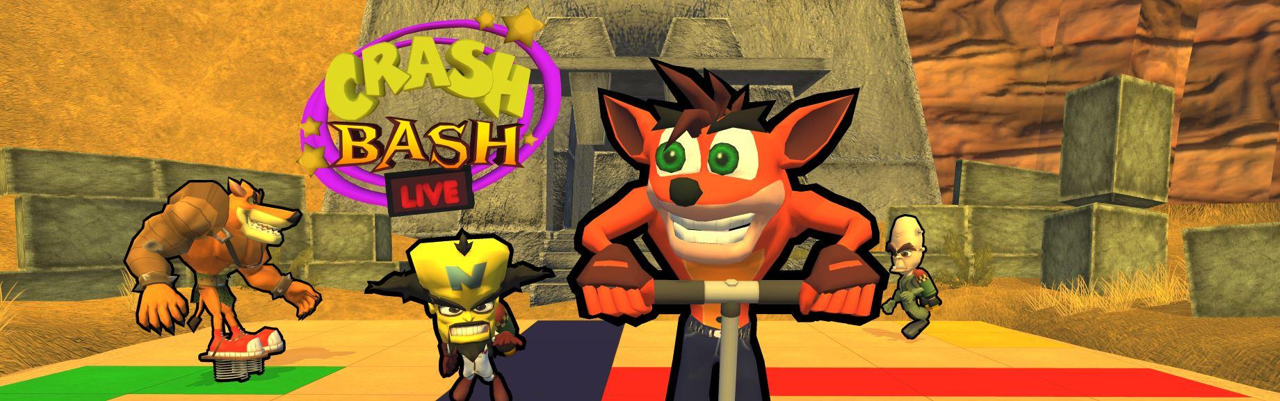 Crash Bash LIVE!